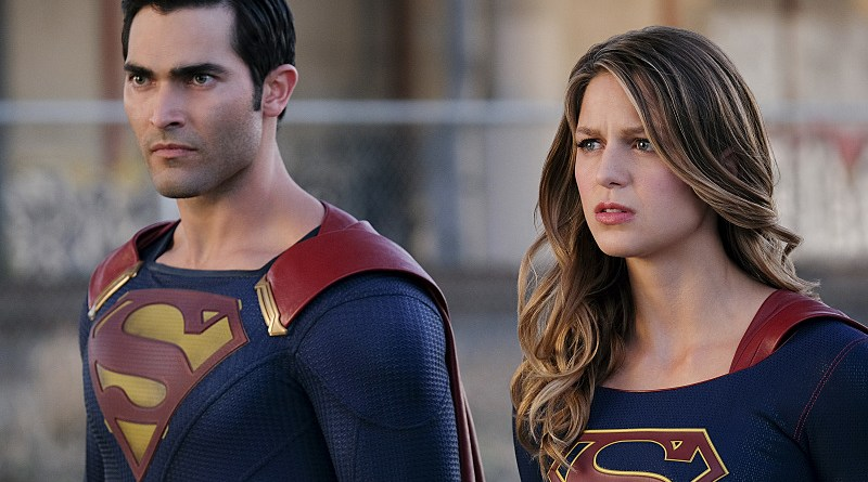 Image result for supergirl and superman