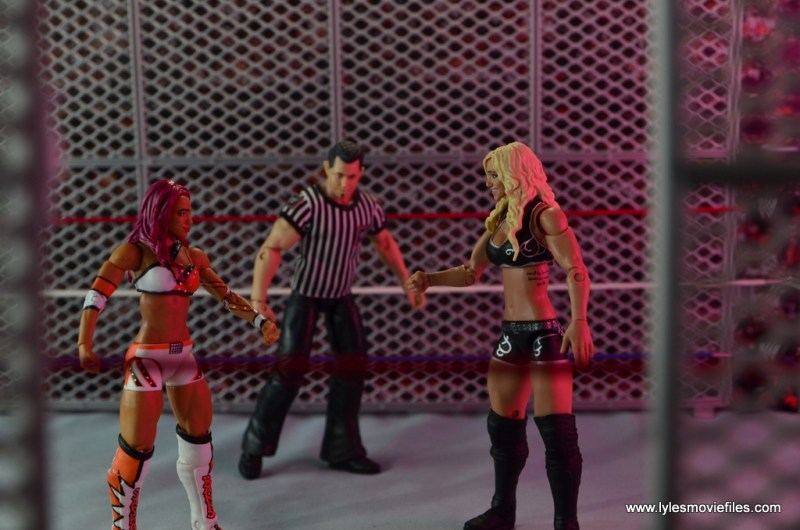 wwe-elite-44-sasa-banks-figure-review-face-off-in-hell-in-a-cell-with-charlotte