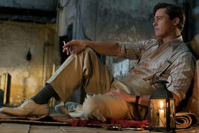 Allied-movie-review-Brad-Pitt