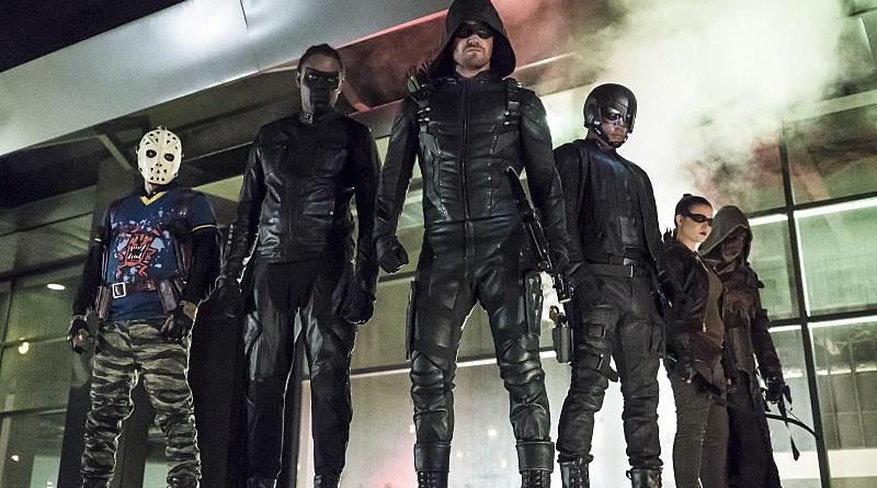 arrow so it begins review-wild-dog-mr-terrific-green-arrow-spartan-and-artemis