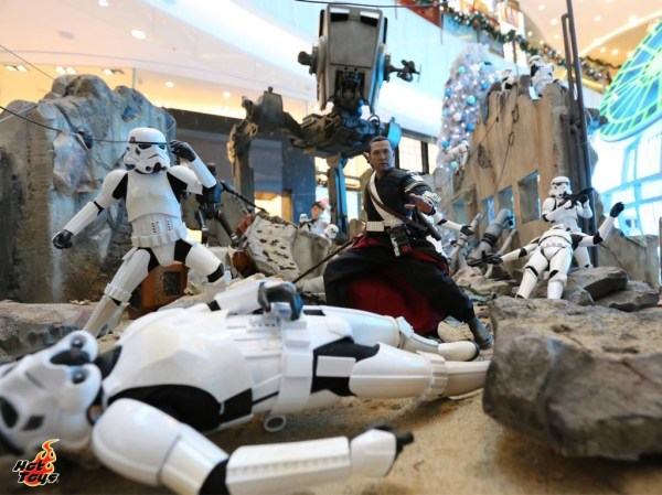 Hot Toys PopUp Store debuts new Rogue One A Star Wars