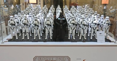 Hot Toys Pop-Up Store debuts new Rogue One: A Star Wars Story figures