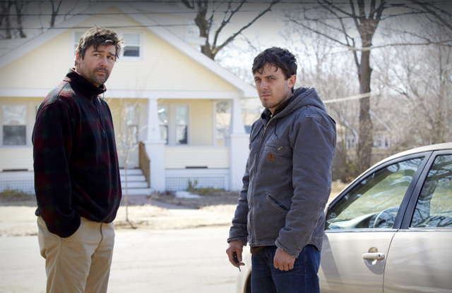 Manchester by the Sea review - Kyle Chandler and Casey Affleck