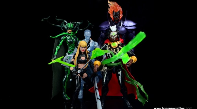 marvel-legends-book-of-the-vishanti-review-hela-magik-astral-doctor-strange-dormammu-and-brother-voodoo
