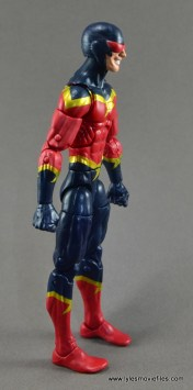 Marvel Legends Speed Demon figure review -right side