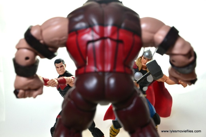 marvel-legends-wonder-man-figure-review-with-thor-vs-juggernaut