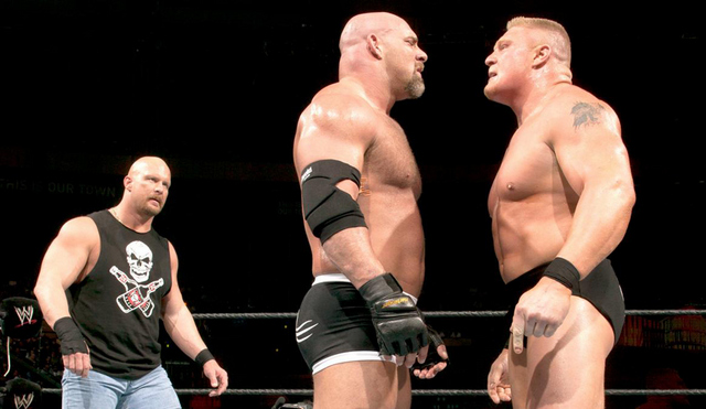 Worst Dream Match Goldberg Vs Brock Lesnar