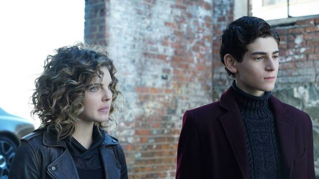 Gotham Time Bomb - Selina and Bruce