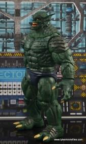 Marvel Legends The Raft figure review Abomination left side