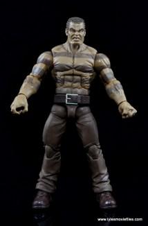 Marvel Legends The Raft figure review - Sandman front