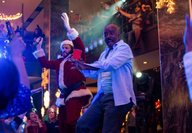 Office Christmas Party review – boozy, brainless fun