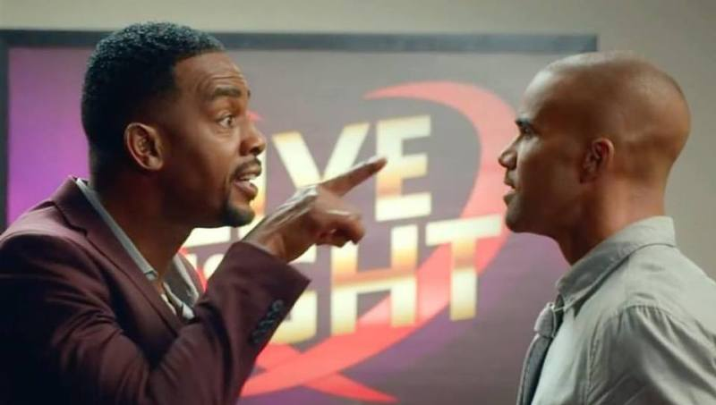 The Bounce Back movie review - Bill Bellamy and Shemar Moore