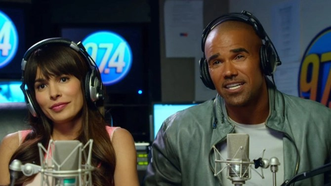 The Bounce Back review - Nadine Velazquez and Shemar Moore
