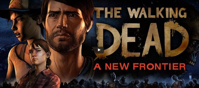 The Walking Dead - A New Frontier - Telltale