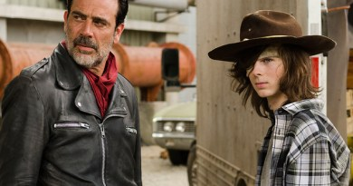 The Walking Dead: Sing Me a Song review S7, E7