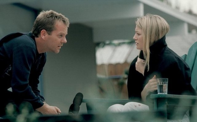 24 season 2 - jack bauer and kate