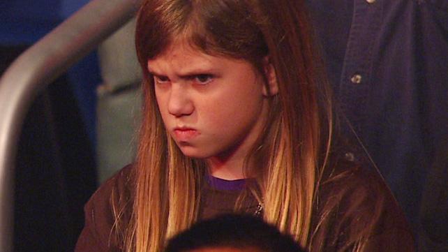 Angry Miz girl