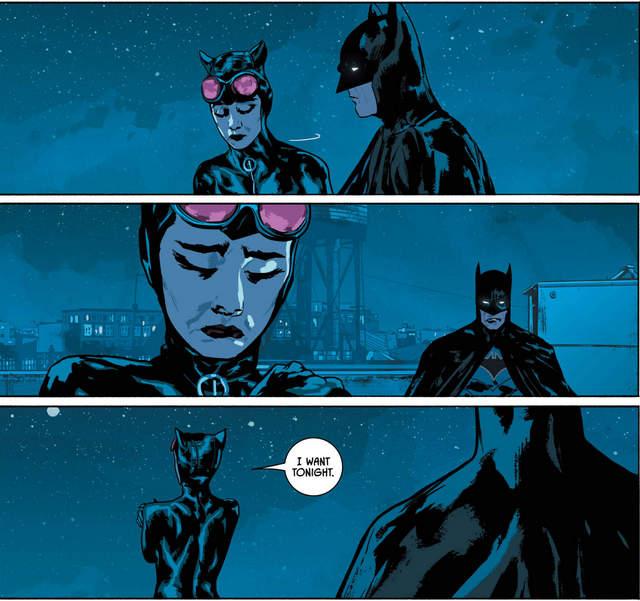 Batman #14 interior art