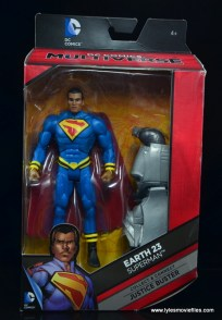 DC Multiverse Earth-23 Superman figure review - front package