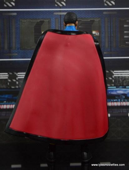 DC Multiverse Earth-23 Superman figure review - rear