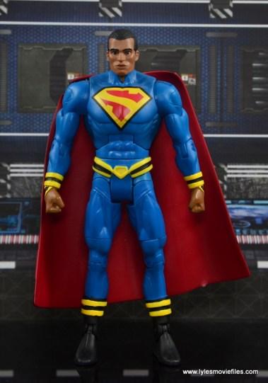 DC Multiverse Elite-23 Superman figure review - straight