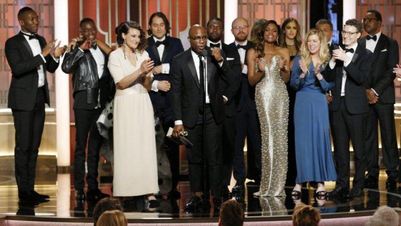 Golden Globes 2017 Moonlight cast