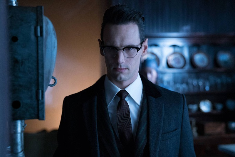 Gotham - Ghosts review - Nygma