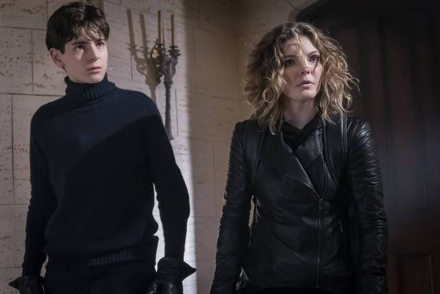 Gotham Green-Eyed Monster review - Bruce and Selina