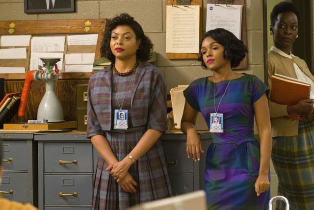 Hidden-Figures-review-Taraji-P-Henson-and-Janalle-Monelle.