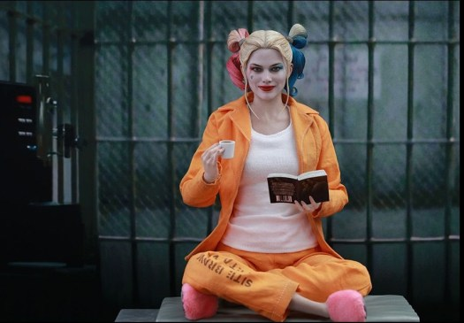 Hot Toys Prisoner Harley Quinn figure - main pic