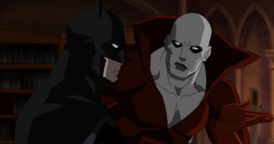Watch Deadman crash Batman's pad in new Justice League Dark clip