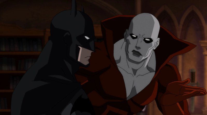 Justice League Dark -Batman and Deadman