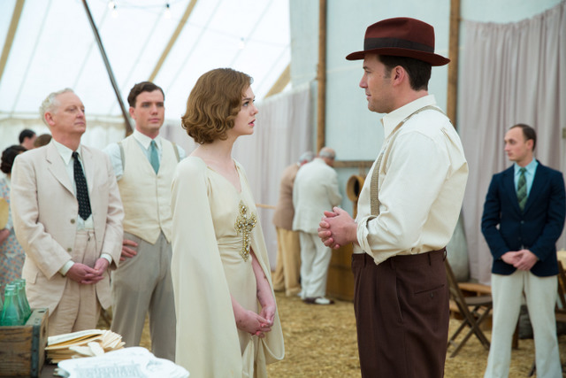 Live by Night review - Elle Fanning and Ben Affleck