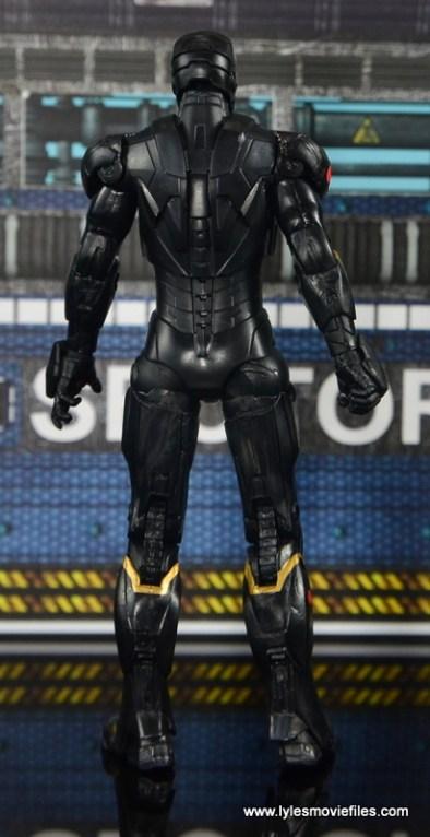Marvel Legends Marvel Now Iron Man figure review - rear