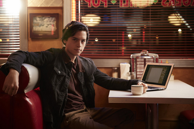 Riverdale - Cole Sprouse as Jughead