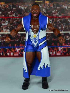 WWE Elite New Day figure review - Big E straight