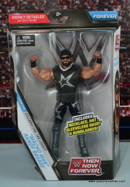 WWE Elite Then Now Forever Macho Man Randy Savage figure review - front package