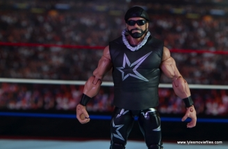 WWE Elite Then Now Forever Macho Man Randy Savage figure review - main pic