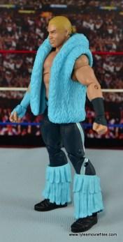 WWE Elite Tyler Breeze figure review - left side