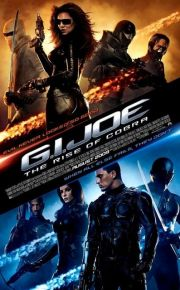 gi joe_rise of cobra movie poster