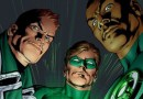Green Lantern movie featuring not one but two Lanterns