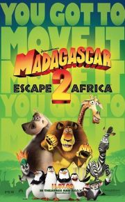 madagascar_two movie poster