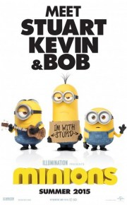 minions movie poster