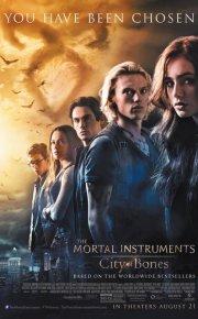 mortal instruments city of bones movie poster