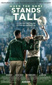 when_the_game_stands_tall movie poster