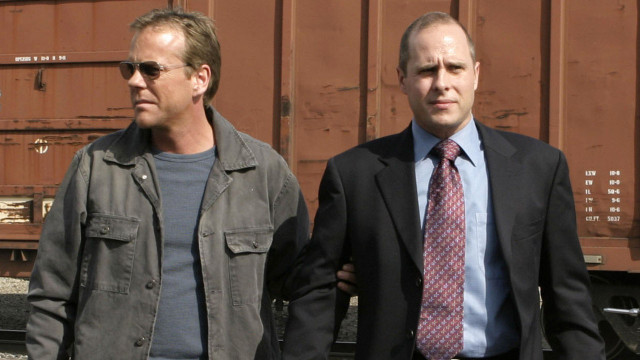 24 season 3 review - Jack Bauer and Ryan Chapelle