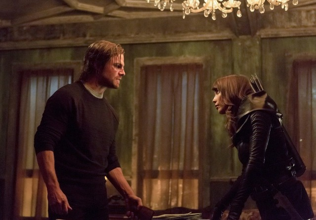 Arrow Second Chances review - Oliver and Talia