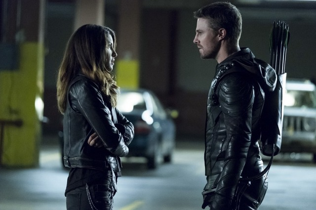 Arrow Second Chances review - Tina and Oliver