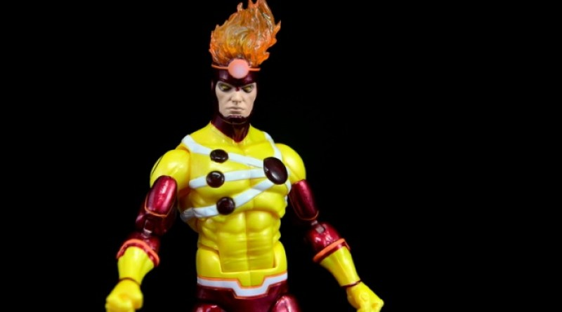 DC Icons Firestorm figure review - main