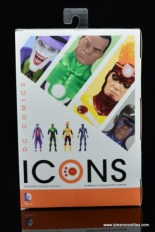 DC Icons Firestorm figure review - package rear